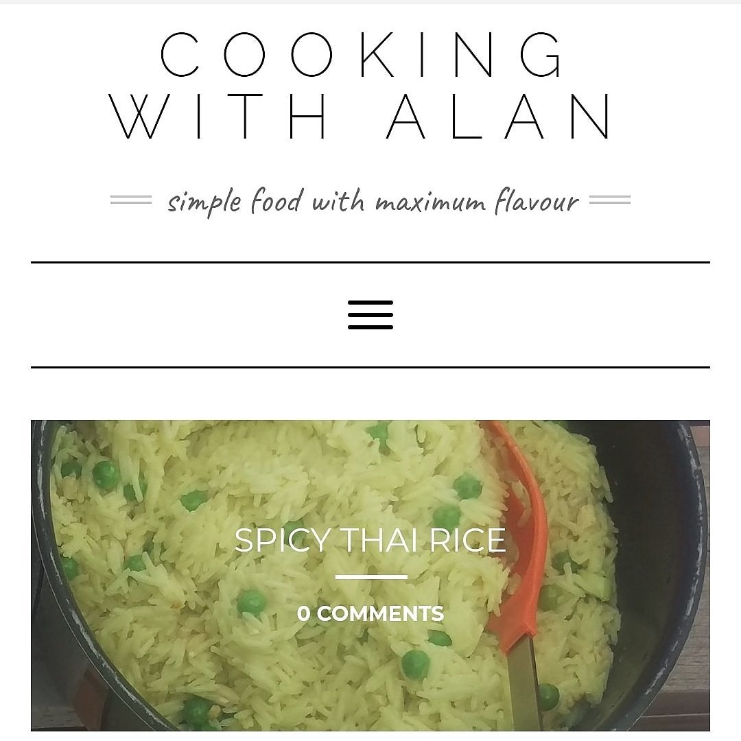 New website/blog