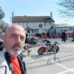 Meet me at Squires biker cafe today
